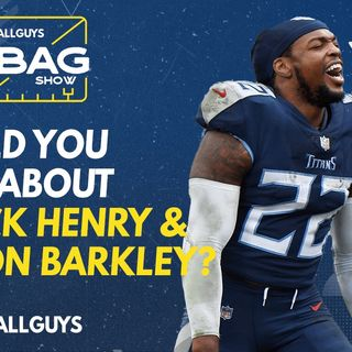 Is it time to panic about Derrick Henry and Saquon Barkley? || Fantasy Football 2021