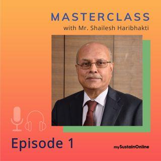 Sustainability Today - With Shailesh Haribhakti