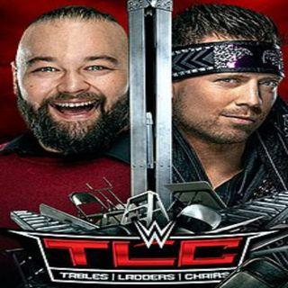 Episodio 16 - The Wrestling World, The Podcast: Review De TLC