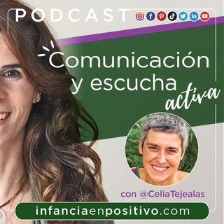 Comunicación y escucha activa con @CeliaTejealas