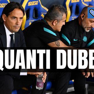 Verso Sampdoria-Inter: Inzaghi valuta le condizioni dei nazionali