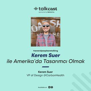 """Kerem Suer ile """"Amerika'da Tasarımcı Olmak"""""""