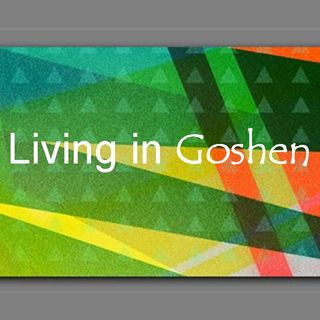 LIVING IN GOSHEN - pt1 - Living In Goshen