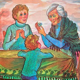 Cuentos para niños: Los tres deseos, Patricia Lynch