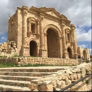 Linda Kissam Explores Jordan