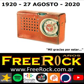 FR 580 280820 - RADIO 100 YEARS pod