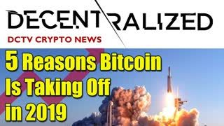 5 Reasons Why Bitcoin Is Surging!!!
