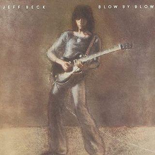 Parliamo dell'album strumentale BLOW BY BLOW di JEFF BECK e del brano in esso contenuto CAUSE WE'VE ENDED AS LOVERS scritto da STEVIE WONDER
