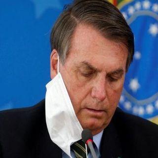 Bolsonaro se sometió a una nueva prueba de covid, tras síntomas