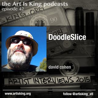 Art Is King podcast 042 - Doodleslice