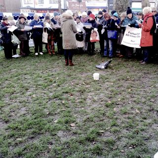 MusicalSpaces #2 - Fortune Green Choir, West Hampstead, London, 6th December 2014