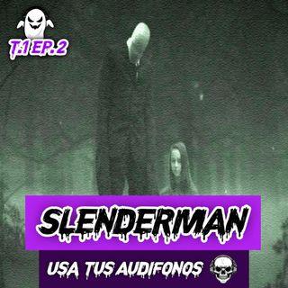 SLENDERMAN en 8D - ¡Usa tus Audífonos!