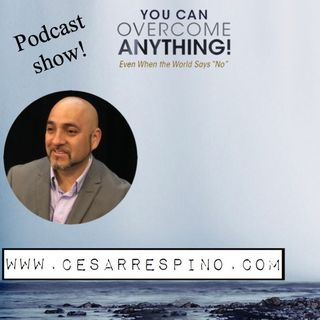 You Can Overcome Anything: Episode 24 - Push through, do not let fear overtake you – Tammy Guns