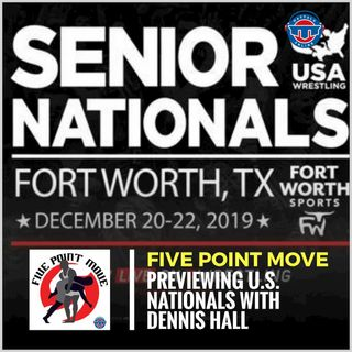 5PM32: Previewing Senior Nationals with Dennis Hall