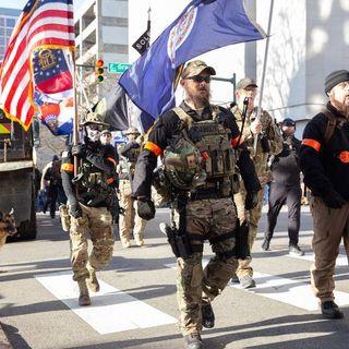 Virginia's Pro Gun Rally