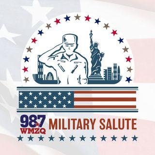WMZQ's Military Salute