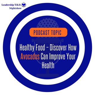 Healthy Food - Have you tried Avocados? | Lakeisha McKnight | Fitness Friday