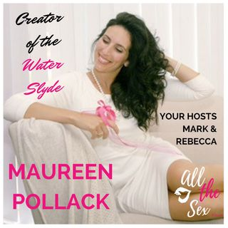 Waterslyde With Maureen Pollack