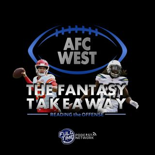 Reading the Offense: AFC West w/ Etan Mozia of the Dynasty Diagnostic Podcast