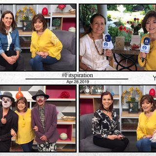 Domingo 28 abril: Hablemos de la obesidad en México con Margarita Chávez... ¡Naturalmente!