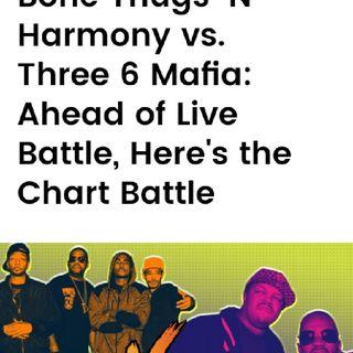 Bone Thugs And Harmony Versus Three Six Mafia Who Winning?? - Shizzy's Lit Podcast