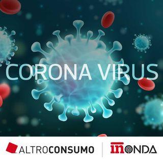 Coronavirus: le risposte di Altroconsumo ai dubbi più importanti