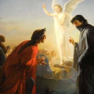 Canto primo Purgatorio Dante Alighieri