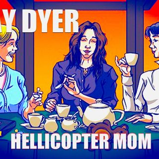 Subversive Messages in Kids' Shows & True Health – Jay Dyer on Helicopter Mom