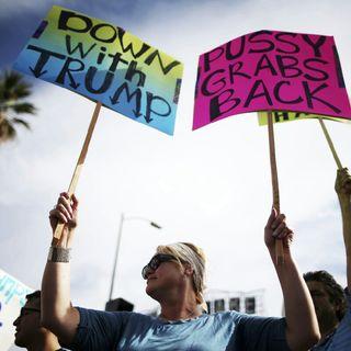 Dear Members Of The Million Woman's March, U R Full Of Shit!