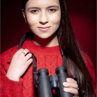 Youth Radio - Ecostreamz IanRedmondOBE Birdgirl