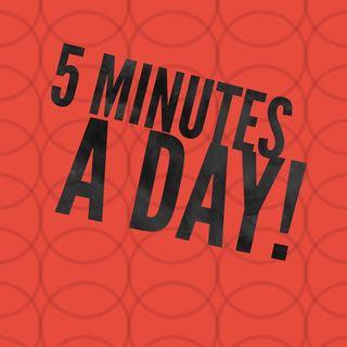 A Secret To Successful Prayer! 5 Minutes...