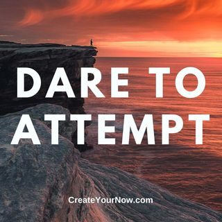 2056 Dare to Attempt
