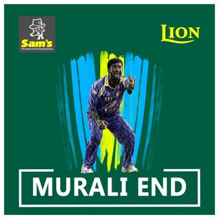 The Murali End