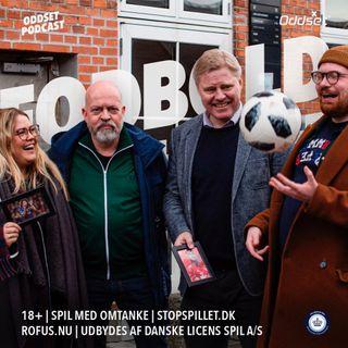 """Afsnit 1 - Med Henrik """"Store"""" Larsen og Sandie Westh"""