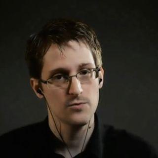 Ed Snowden Live