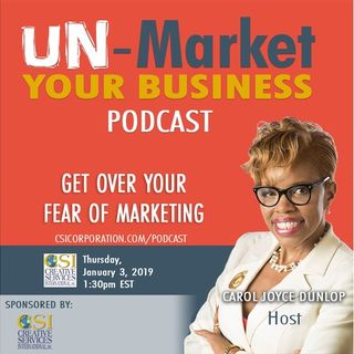 Get Over Your Fear of Marketing