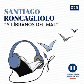 Pederastia | El Podcast Literario de Y líbranos del mal, Santiago Roncagliolo critica el fanatismo religioso