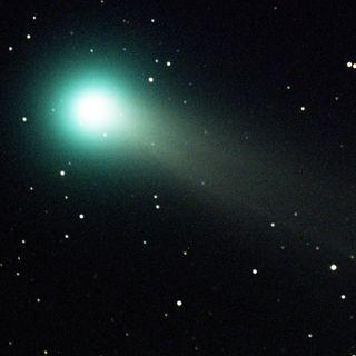 425-Greg's Comet