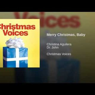 Christina Aguilera - Merry Christmas_ Baby