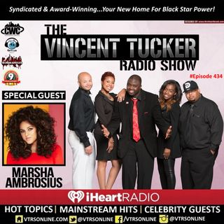 Marsha Ambrosius Interview, Gabby Douglas, The Rise of 'Rape Shaming' and more! (Episode #434)