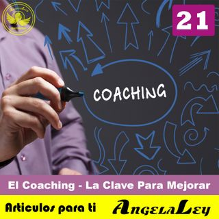 Coaching Para Mejorar Tu Vida