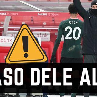 Il caso Dele Alli al Tottenham: è finita?