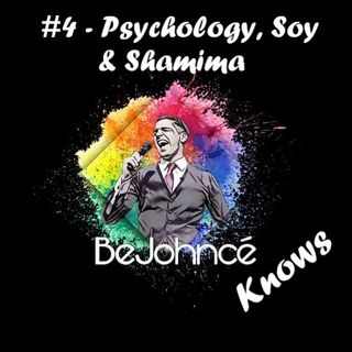 #4 - Yvie Ryan: Psychology & Soy!