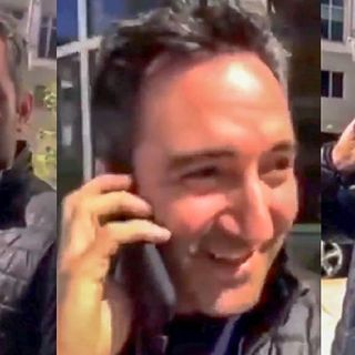 Youtube Exec Harrasses And Calls Police On A Black Man While Waiting For His Friend. #ListenToTheChildren 😒