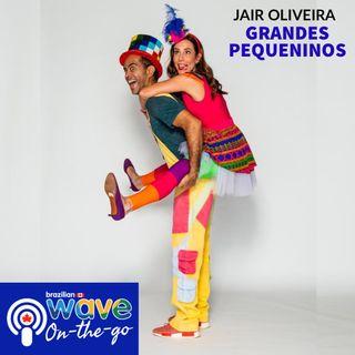 Wave On-The-Go #4: Grandes Pequeninos / Jair Oliveira
