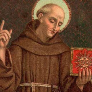 San Bernardino de Siena, franciscano predicador