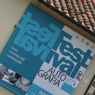 """Duccio Demetrio """"Festival dell'Autobiografia"""""""