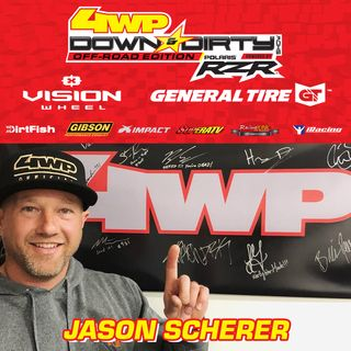 #28 - Off-Road Edition - King of the Hammers Champ Jason Scherer