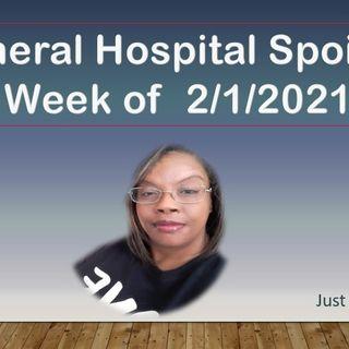 General Hospital Spoilers - Week of 2-2-21