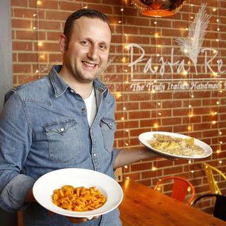 Ristorante Pasta Remoli - Specialisti della Pasta Fresca - Simone Remoli giovane imprenditore nel mondo della ristorazione